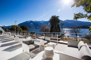 Hotel La Palma au Lac, Locarno