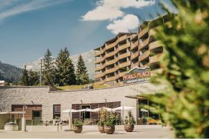 Apartment-Hotel & Spa Peaks Place, Laax