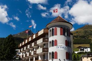 Turmhotel Victoria, Davos