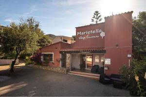 Ferienhotel Maristella, Algajola