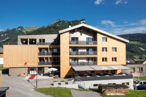 Hotel Hubertus, Mellau