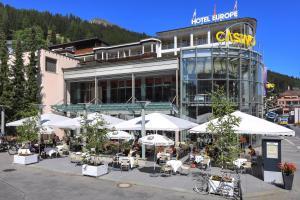 Hotel Europe Davos, Davos