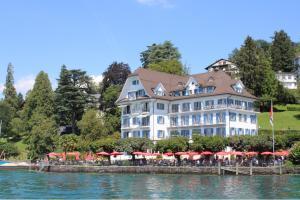 Hotel Central am See & Frohburg, Weggis am Vierwaldstättersee