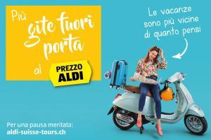 Settimana ALDI 16 - Più gite fuori porta al prezzo ALDI