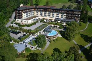 Lenkerhof gourmet spa resort, Lenk