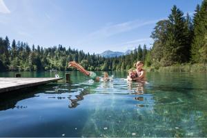 Caumasee in Flims ALDI SUISSE TOURS