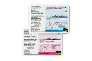 Gästekarte Grindelwald ALDI SUISSE TOURS