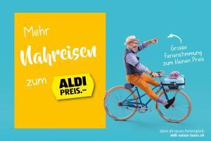 ALDI Woche KW18 - Mehr Nahreisen zum ALDI Preis