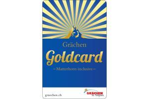 Grächen Goldcard ALDI SUISSE TOURS