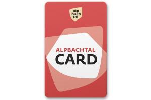 Alpbachtal Card ALDI SUISSE TOURS