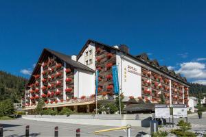 Hotel Laaxerhof, Laax