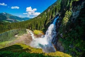 Places to be in Österreich - Krimmler Wasserfälle ALDI SUISSE TOURS