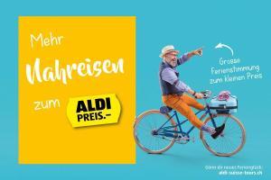 ALDI Woche KW24 - Mehr Nahreisen zum ALDI Preis