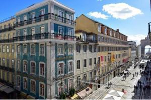 My Story Hotel Tejo, Lissabon