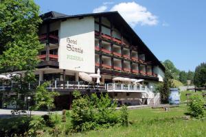Berg & Bett Säntis Lodge